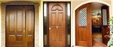 vendita porte blindate, porte per esterni, porte in legno massello