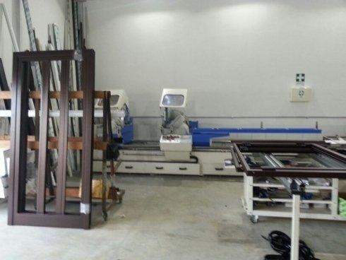 Finestre personalizzate in PVC