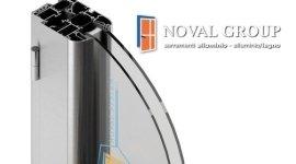 commercio infissi in alluminio, infissi a taglio termico, vetro camera