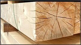 legno travi portanti