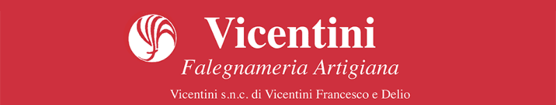 FALEGNAMERIA ARTIGIANA VICENTINI - LOGO