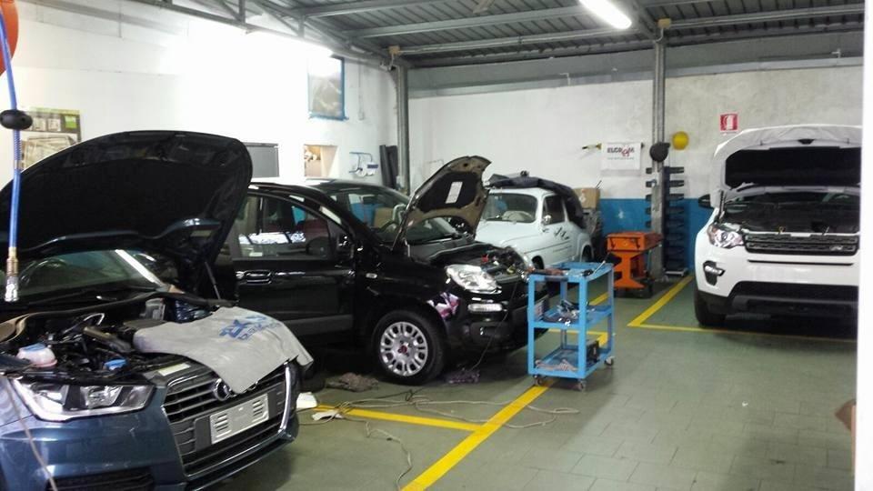 officina meccanica auto disabili