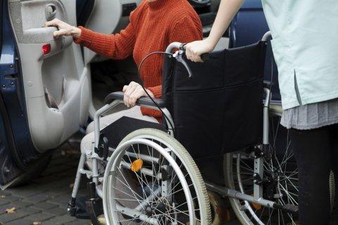 Noleggio con conducente per disabili