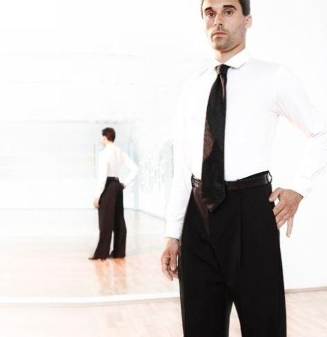 Abito da uomo per ballo da sala