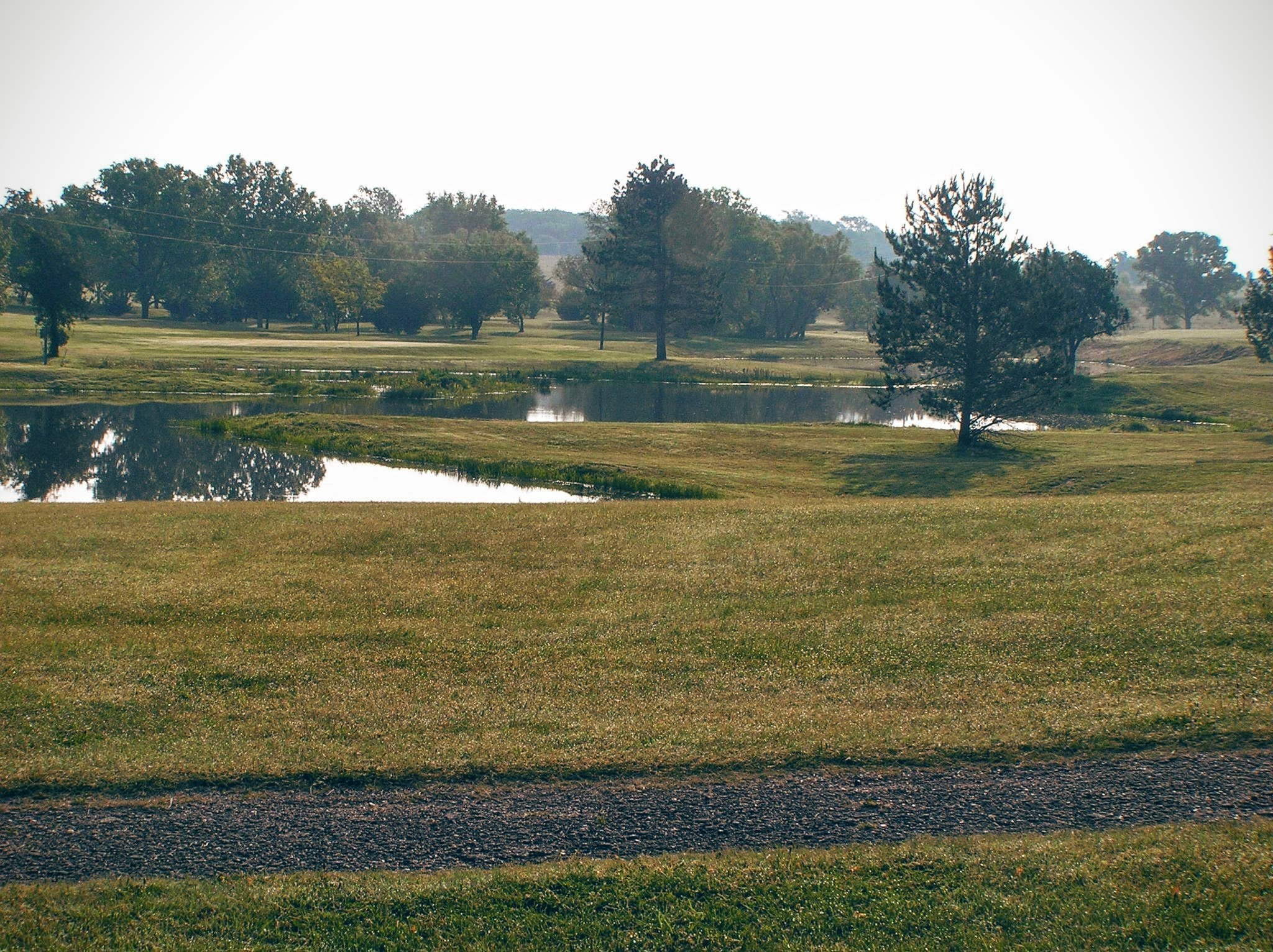 Lindsborg Golf Course - Water