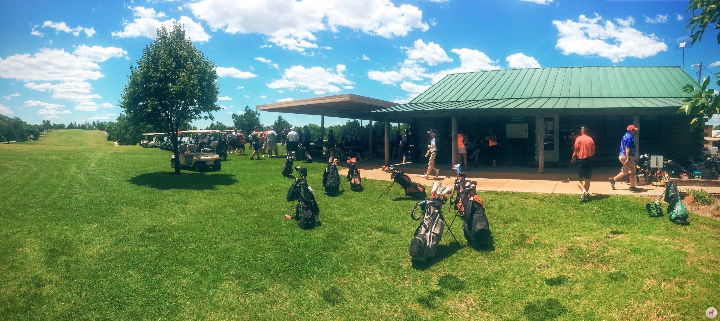 Golf Lindsborg_Ol Stuga Golf Tournament 2016