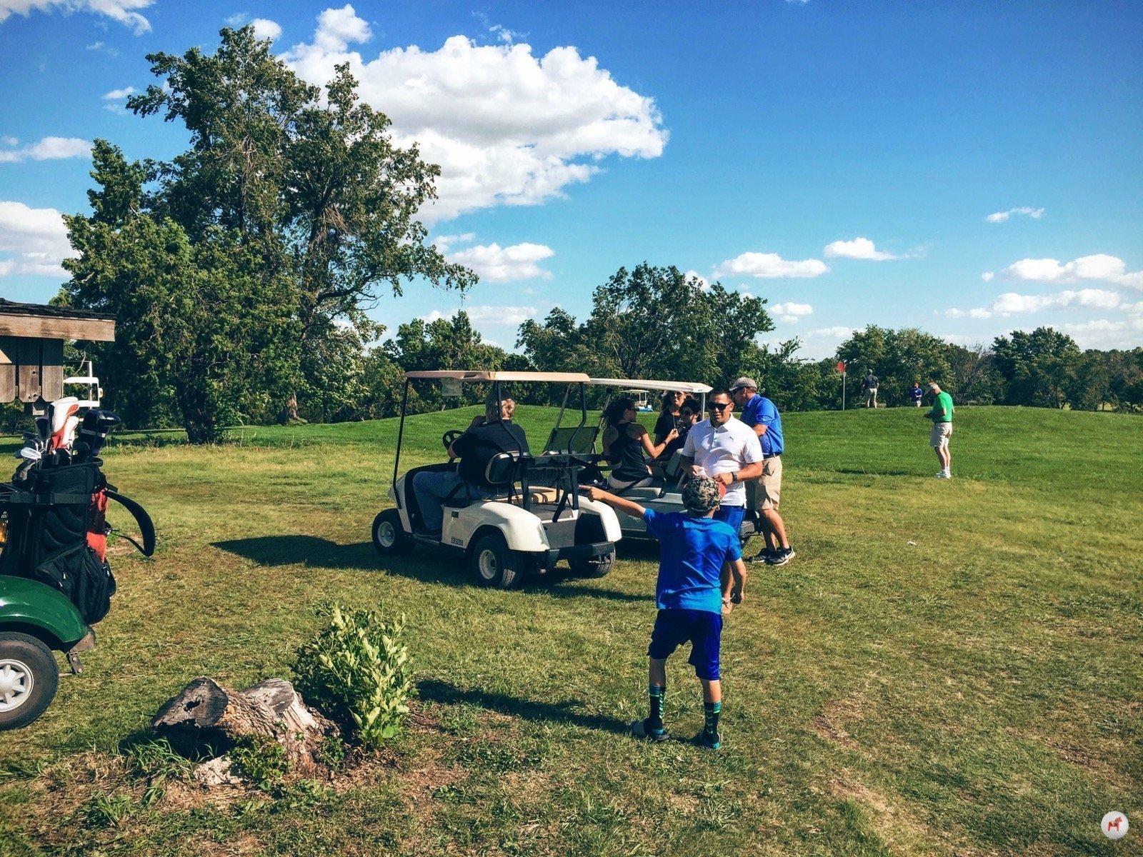 Golf Lindsborg_Ol Stuga Golf