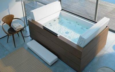 grande vasca da bagno