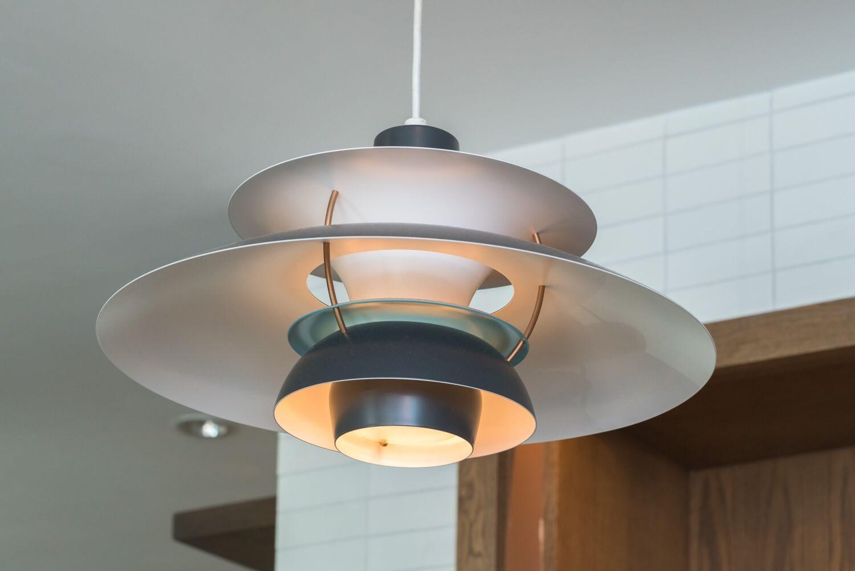 Moderno lampadario