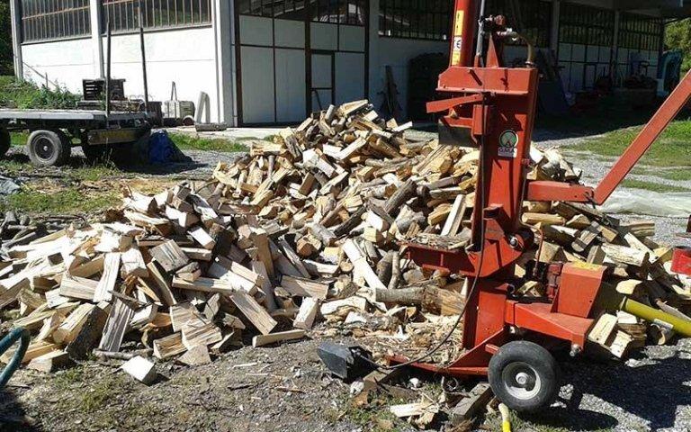 legna accendifuoco