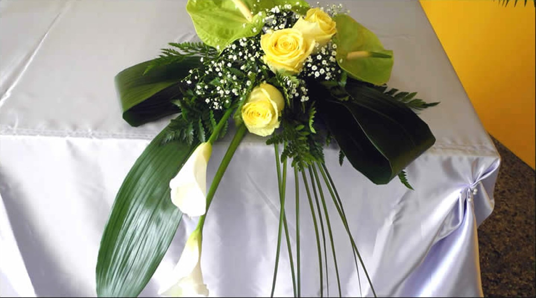 fiori per cerimonie importanti