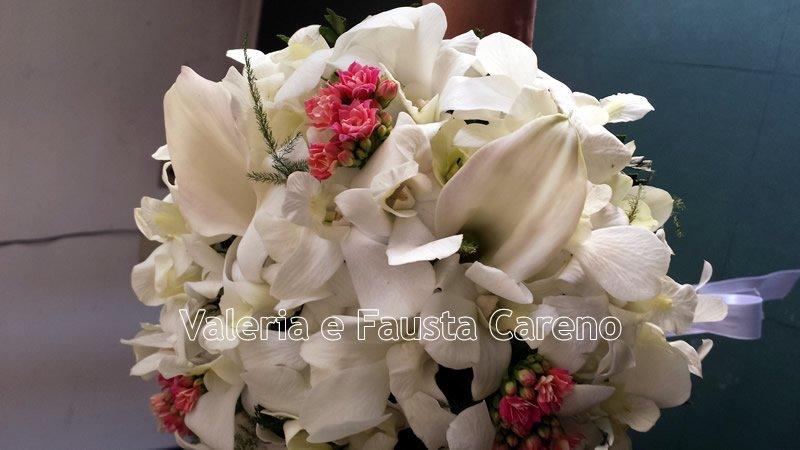 Valeria e Fausta Careno- composizione bianca