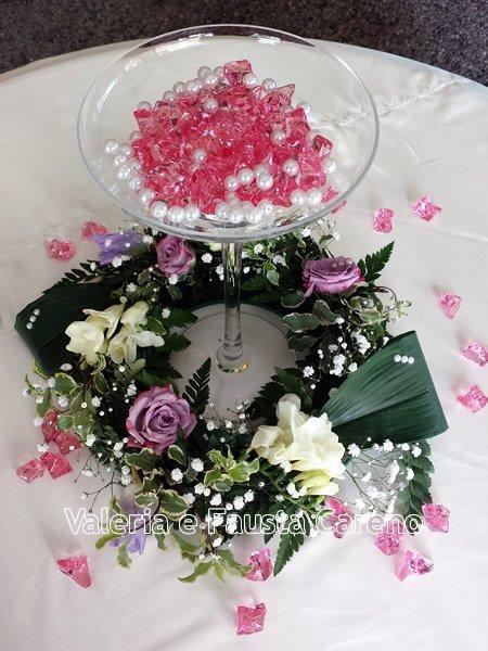 piccola composizione di fiori