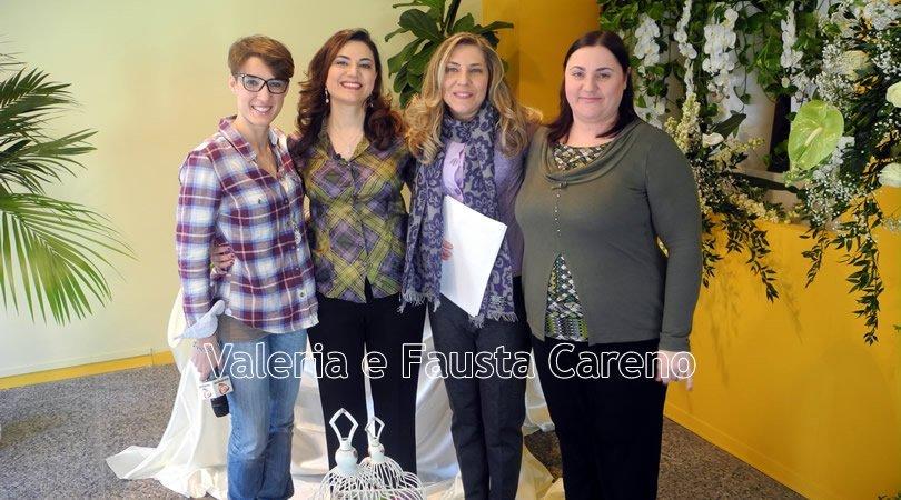 quattro donne fioraie