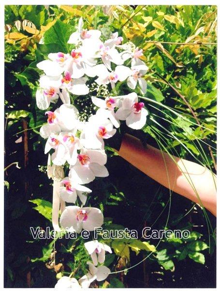 fiori pendenti