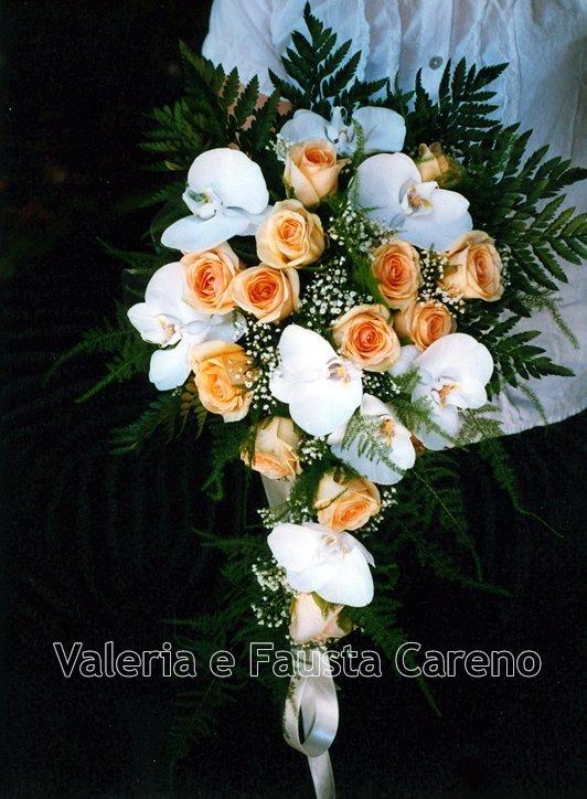 composizioni fiori Valerio e Fausta Careno
