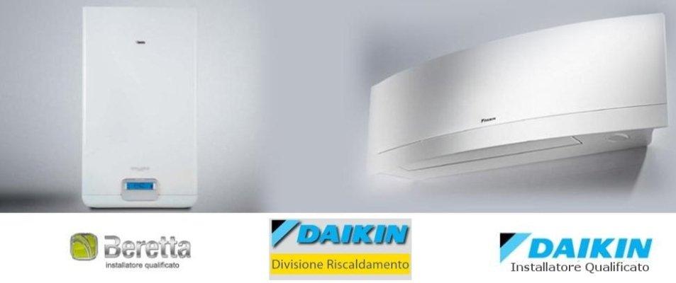 riscaldamento daikin roma