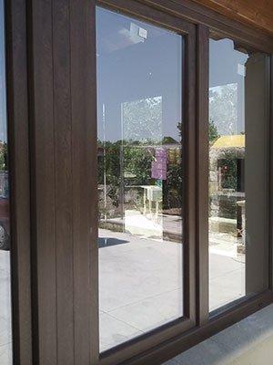 delle vetrate