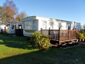 Call today for your static holiday home