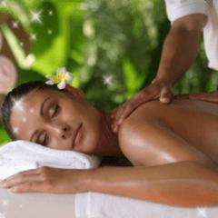 Massaggio Soffio di Polinesia