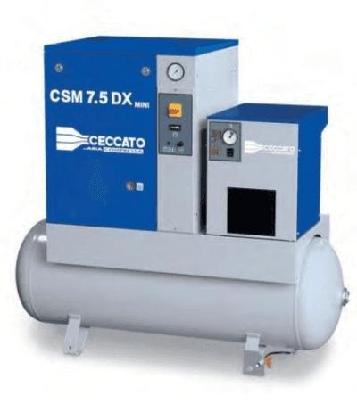 Compressore a marchio CECCATO_CAT_CSM-MINI-3-10-HP