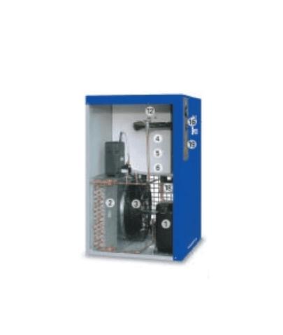 essicazione refrigerazione aria