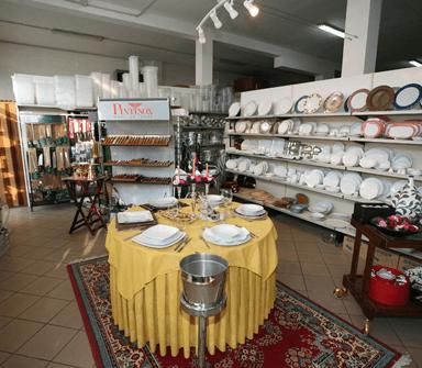 Forniture alberghi, bar, ristoranti e comunita'