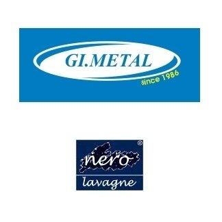 Gi. Metal - Nero lavagne