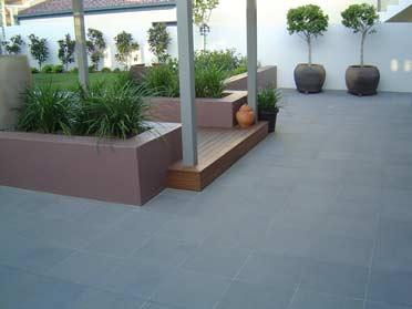 updated outdoor flooring