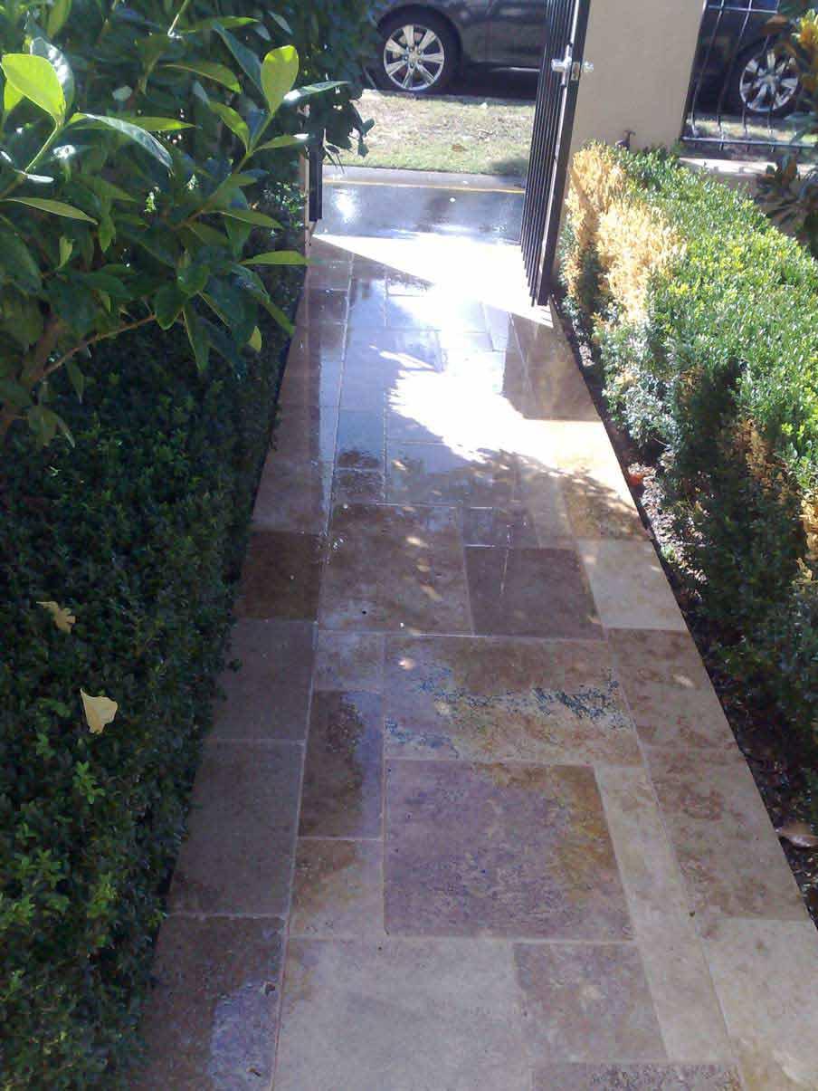 walk way tiles