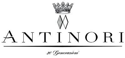 Logo con scritto  Antinori