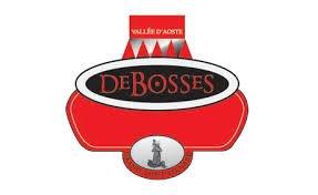 Logo con scritto De Bosses