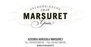 Logo con scritto Marsuret