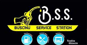 STAZIONE DI SERVIZIO BSS BUSCINU - LOGO