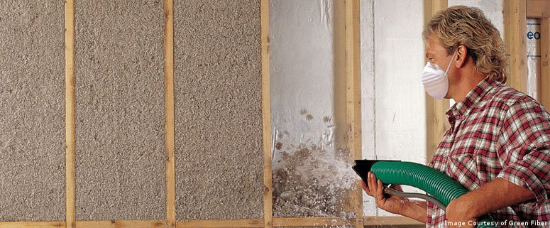 Why Cellulose Insulation Is A Smart Choice