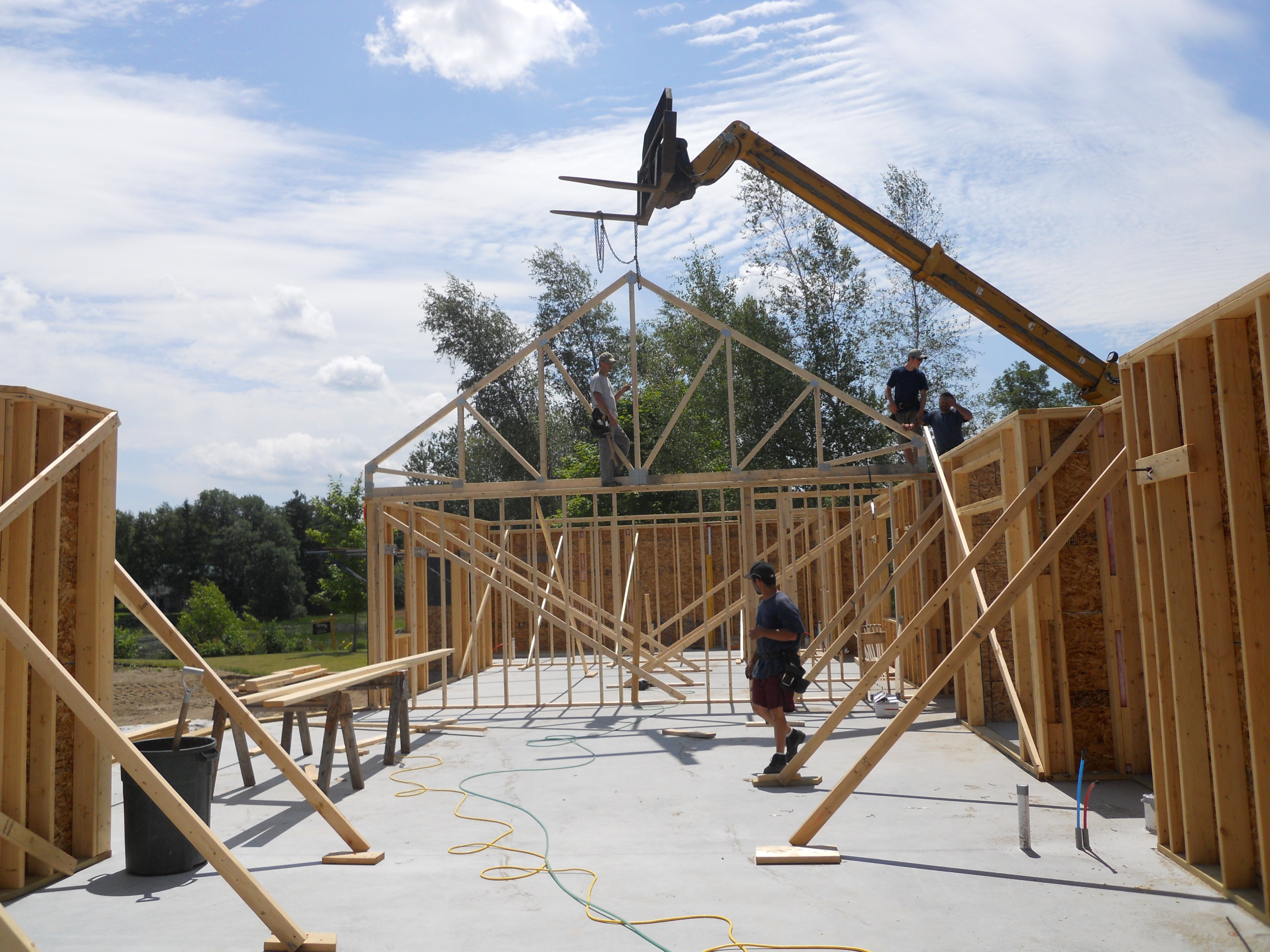 Building Contractor in Newport, VT