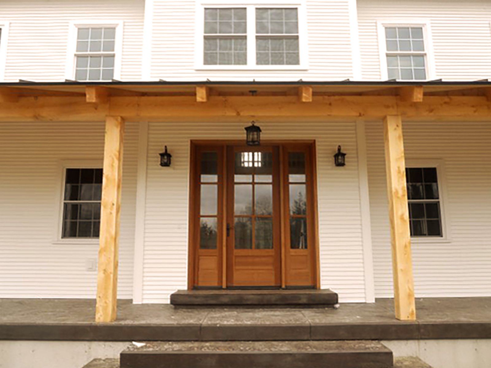 Custom home and building contractor in Newport, VT