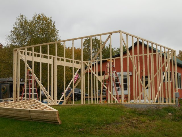 Home Building Contractor in Vermont