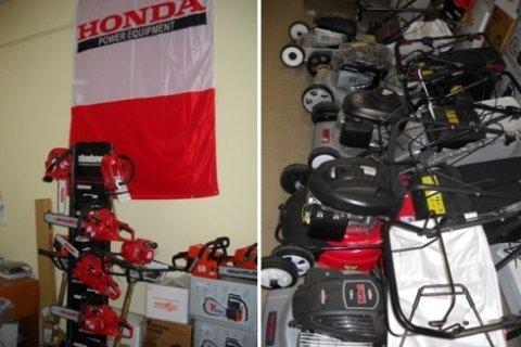Tagliaerba Honda e molto altro.