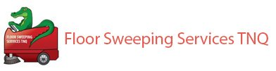 floor sweeping services tnq business logo