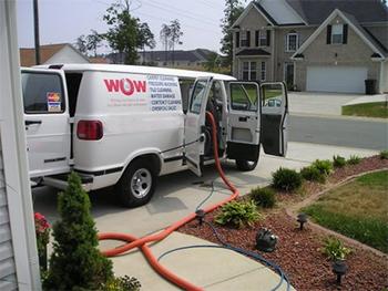 Water Damage Companies Burlington, NC