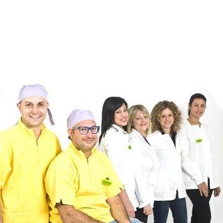 I medici e lo staff