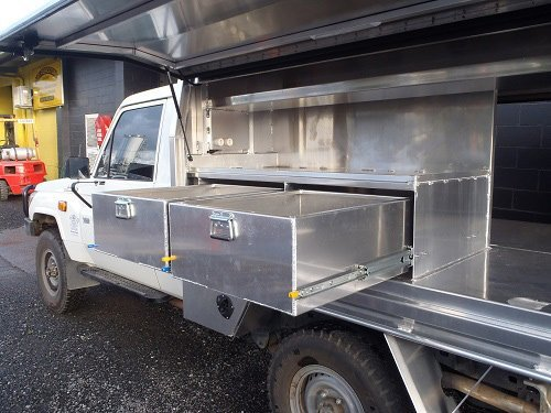 Canopy and Ute Tray Fabrication in Cairns & Canopy Fabrication | Cairns | Boydu0027s Fabrications