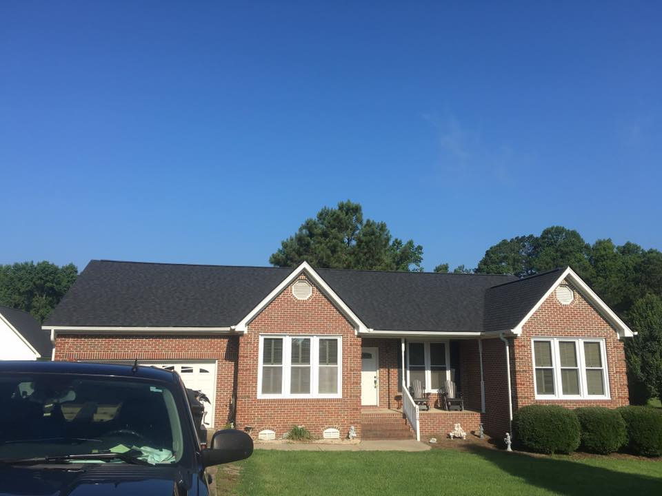 Roofing Contractor Clayton, NC