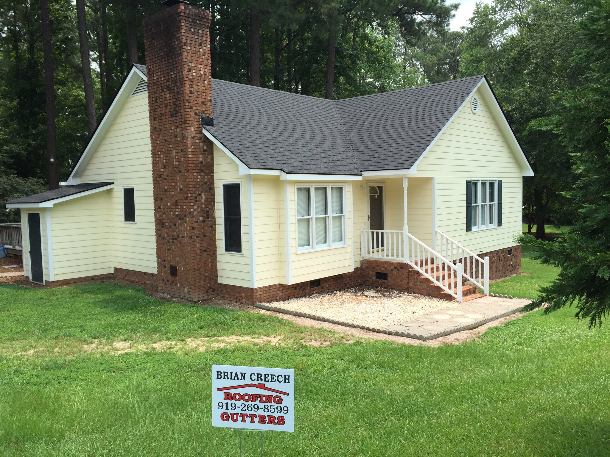 Roofing Contractor Smithfield, NC