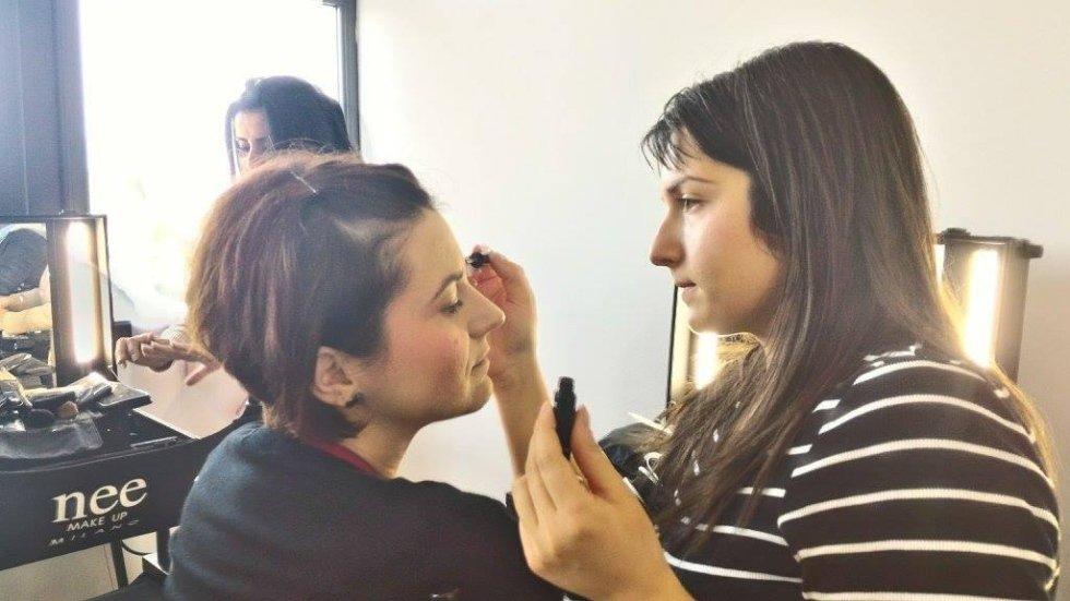 corso correttivo Nee Makeup