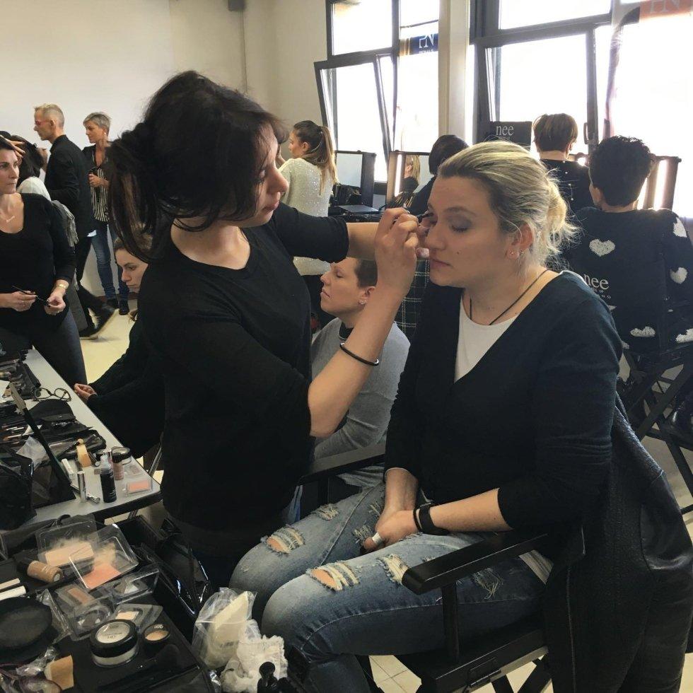 wedding makeup course