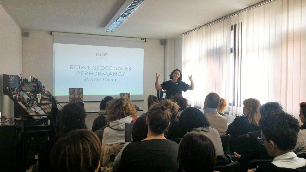 corso retail nee make up milano 2016