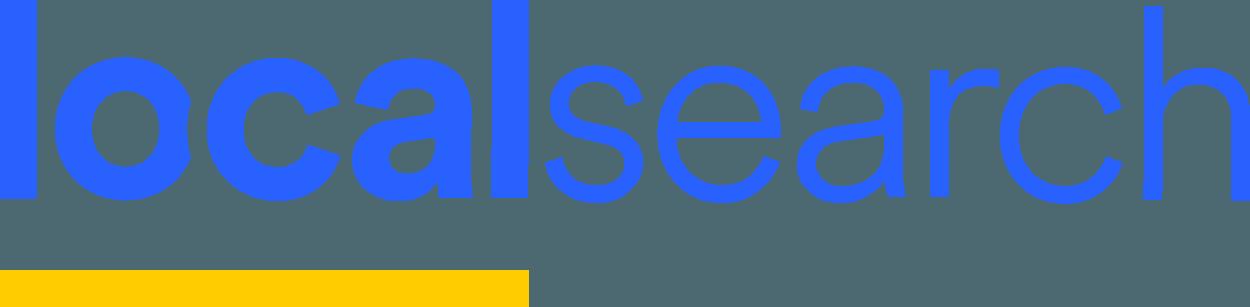 local search logo