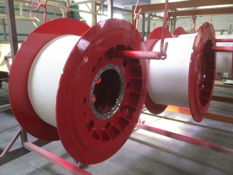 bobine industriali verniciate